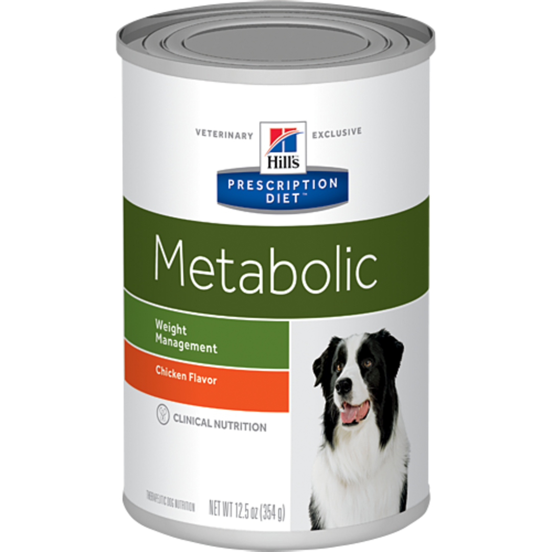 Hill's Prescription Diet Canine Metabolic Cans for Dogs 354g image 0
