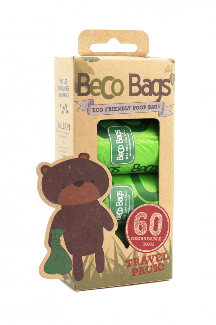 Beco Bags Travel Pack 60 / 4Rolls of 15 image 0
