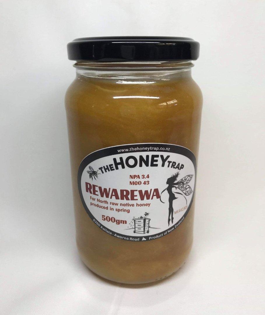 Honey Trap - Rewarewa image 0