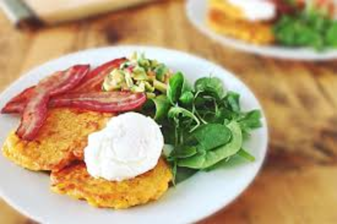 Sweetcorn Fritters image 0