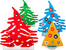 Murano Glass Xmas Trees