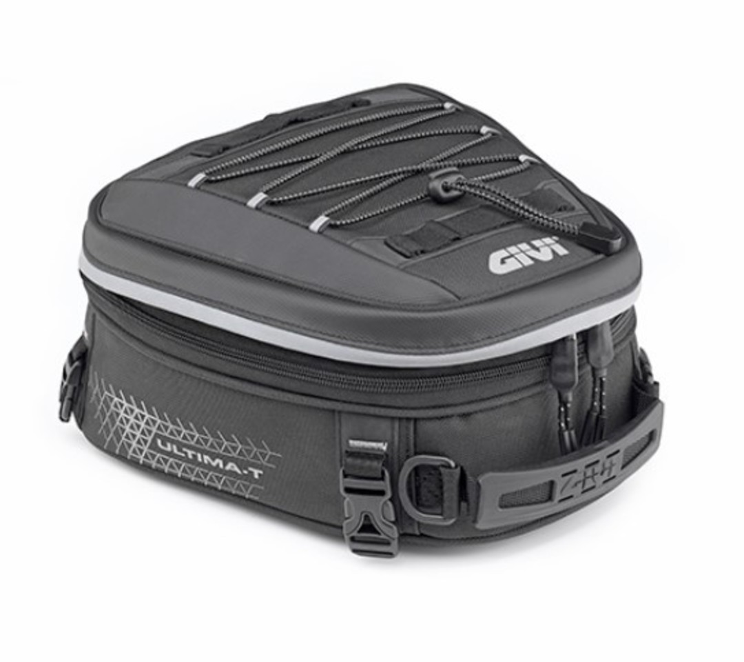 GIVI Seat Tail Bag 8L expandable image 0
