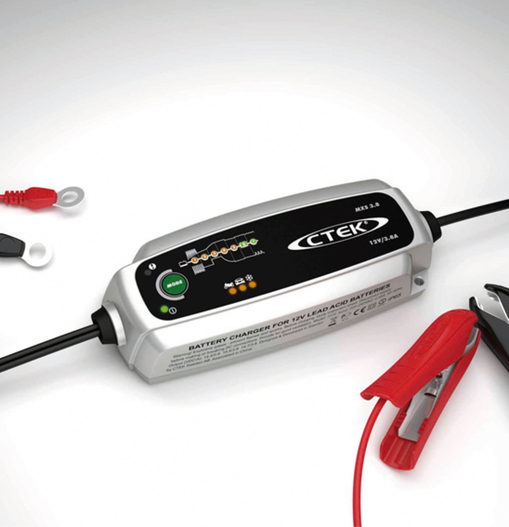 CTEK Battery Charger image 0