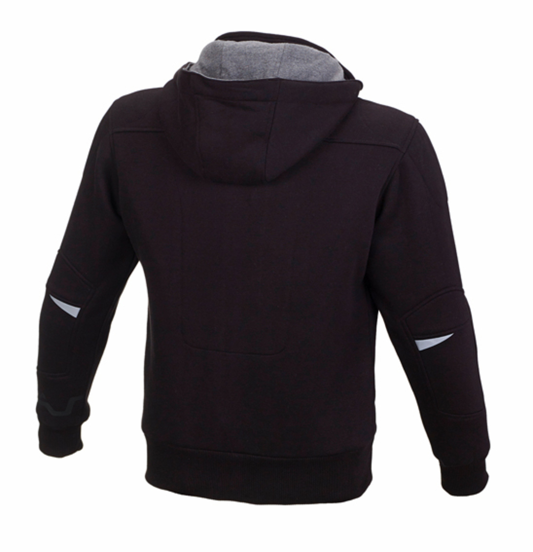 MACNA Mens Freeride Black Sweatshirt image 1