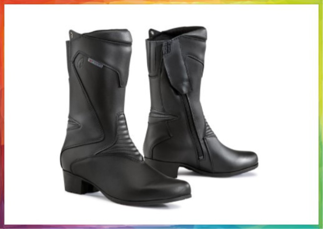 FORMA Ruby Lady Motorcycle Boot image 0