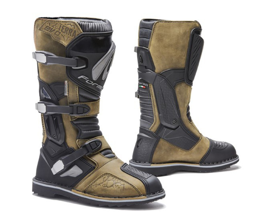 FORMA Terra Evo Brown adventure boot image 0