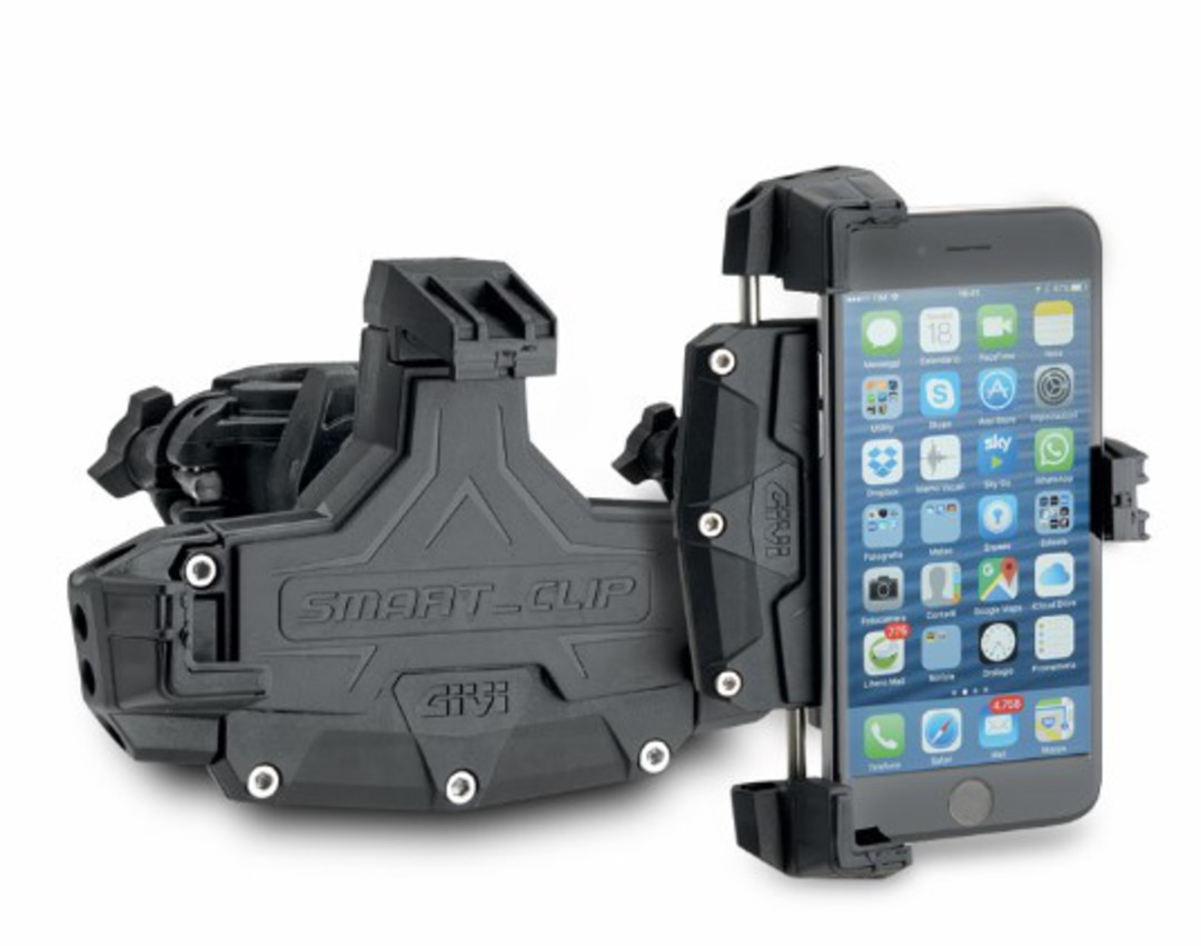 GIVI Smart Phone Clip Mount, Medium or Large image 0
