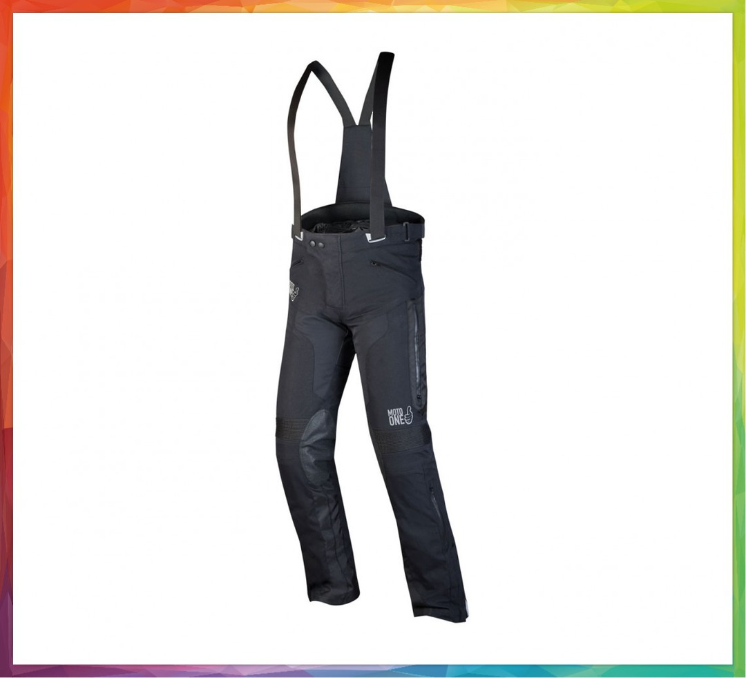 MOTO ONE Rider Women Pants image 0