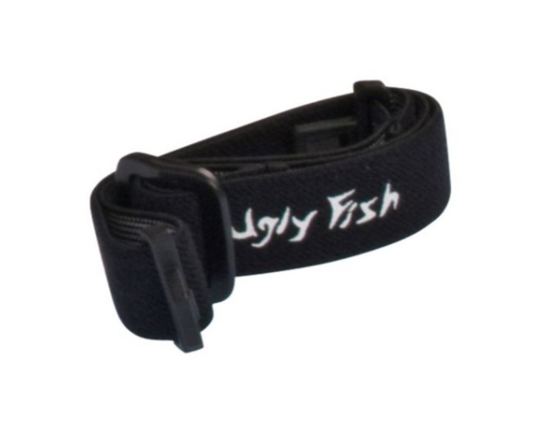 Ugly Fish GLIDE Matt Black w Photochromic Smoke Lens image 3