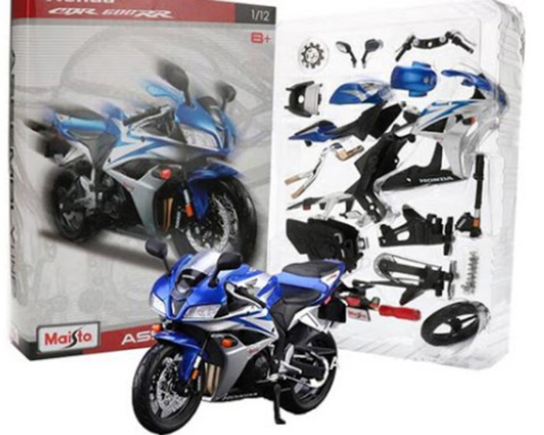 MODEL Maisto 1:12 assembly Honda CBR 600RR image 0