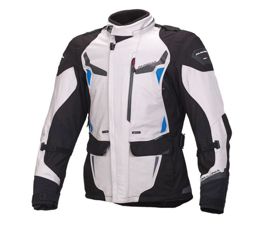 MACNA Impact Pro Mens jacket Light Grey or Black image 0