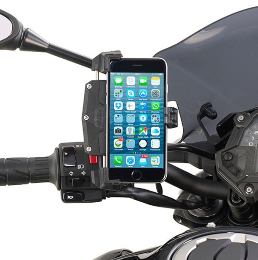 GIVI Smart Phone Clip Mount, Medium or Large image 2