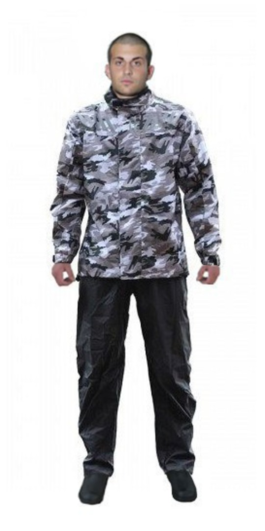 GIVI Rain Suit Camo (2pc set) image 1
