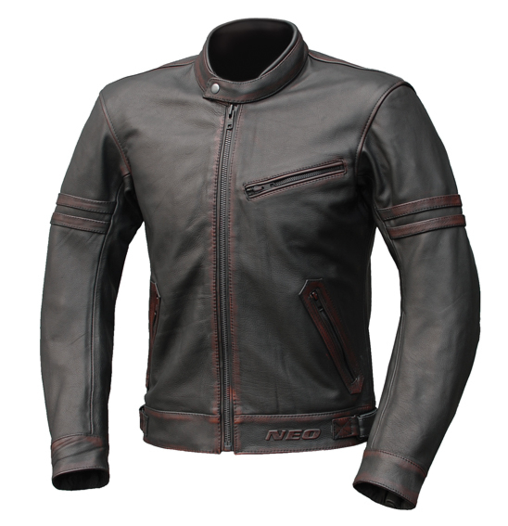 NEO Cafe Leather Jacket image 0