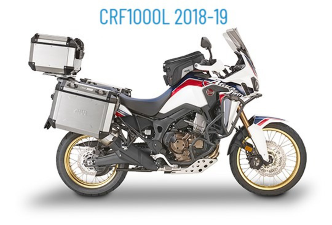 GIVI Side Stand Ext models x3 - Honda Africa Twin CRF1000L models image 2