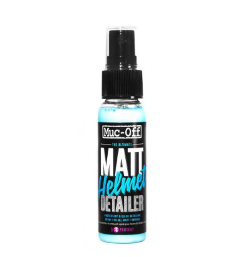 Muc-Off Matt Helmet Detailer 32ml spray image 0