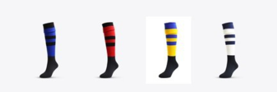 Rugby Sock - Twin Pack image 1