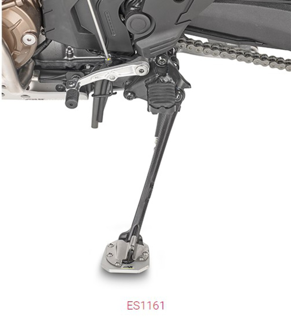 GIVI Side Stand Ext models x3 - Honda Africa Twin CRF1000L models image 5