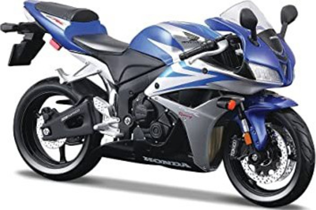 MODEL Maisto 1:12 assembly Honda CBR 600RR image 1