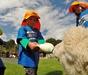 kids campus childcare gate pa visits Marshall\'s animal farm