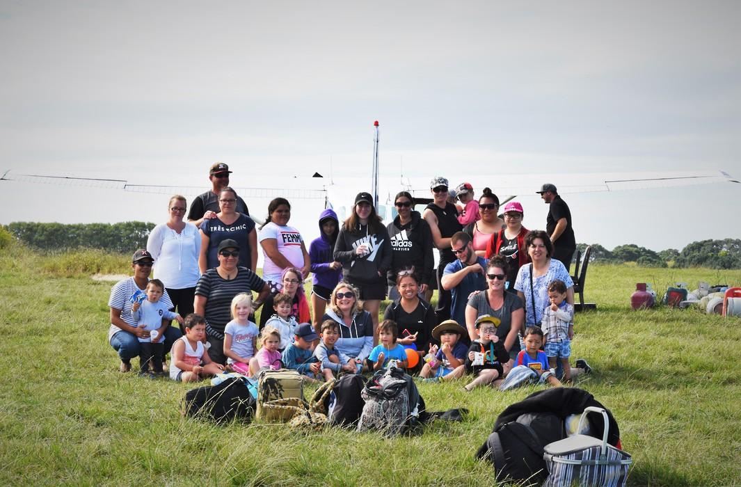 Motiti Island Camp 2018