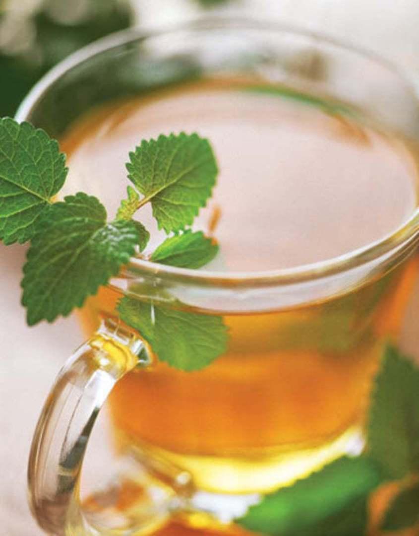 Relaxing Herbal Teas Selection