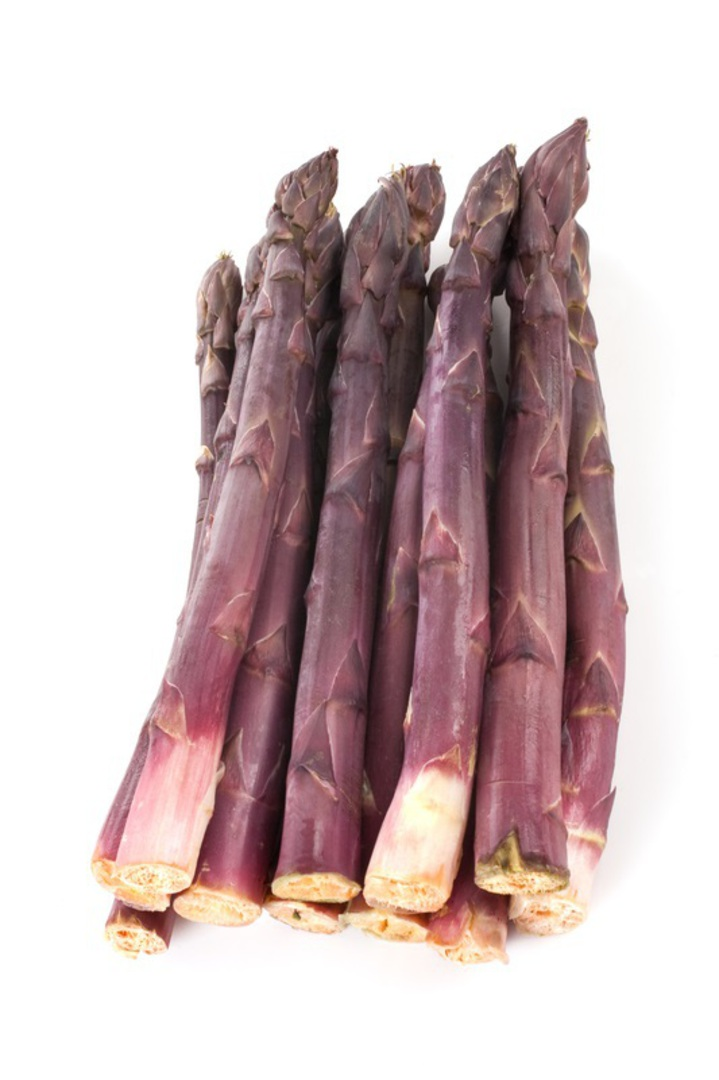 Asparagus Sweet Purple Harvest
