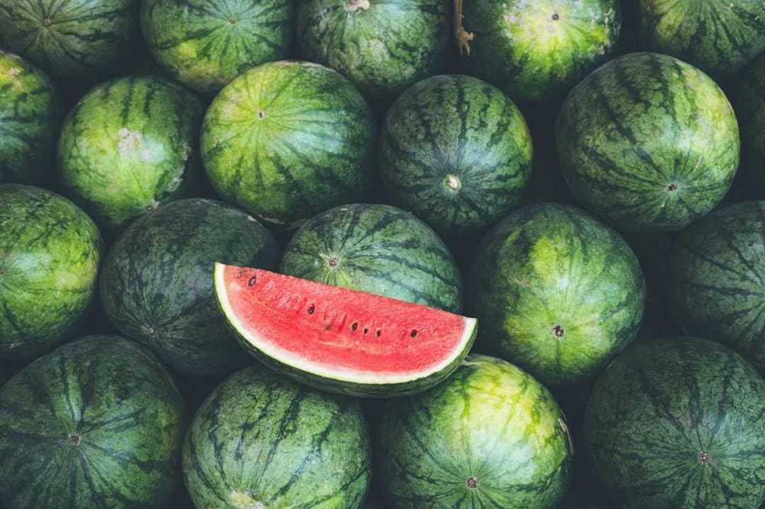 Watermelon Baby Dragon F1 - very sweet crisp red flesh