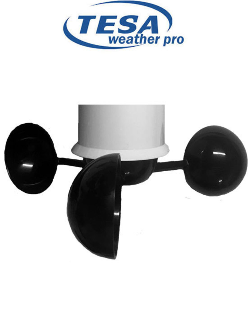 TX81 Anemometer Cups for WS1081 Ver2 image 0