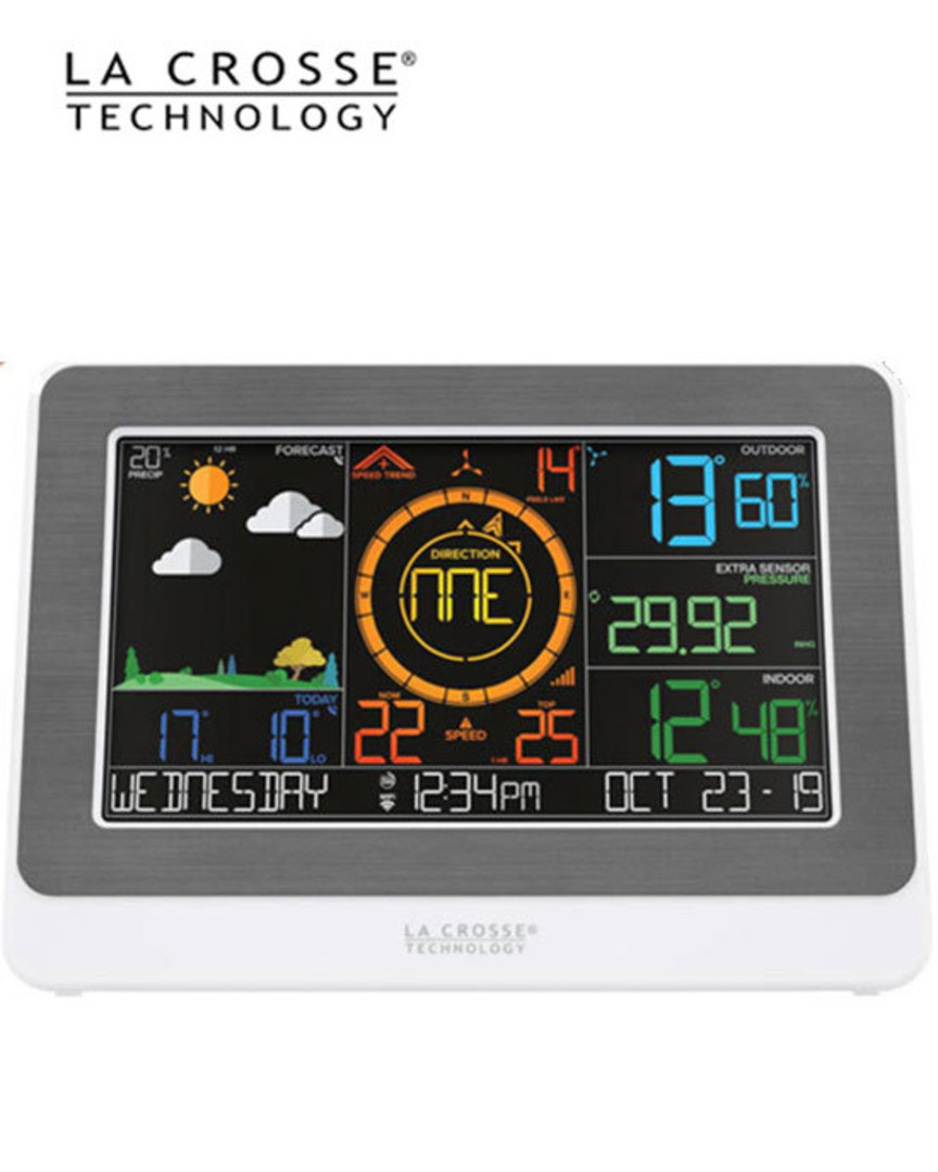 C79790 La Crosse Add-on LCD Base Station image 0