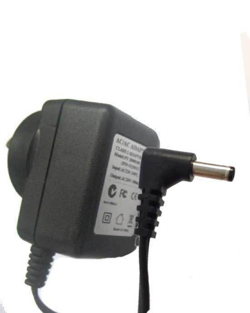 ACAC-300MA TESA 5V Power Adaptor For La Crosse Colour Weather Station Series image 0