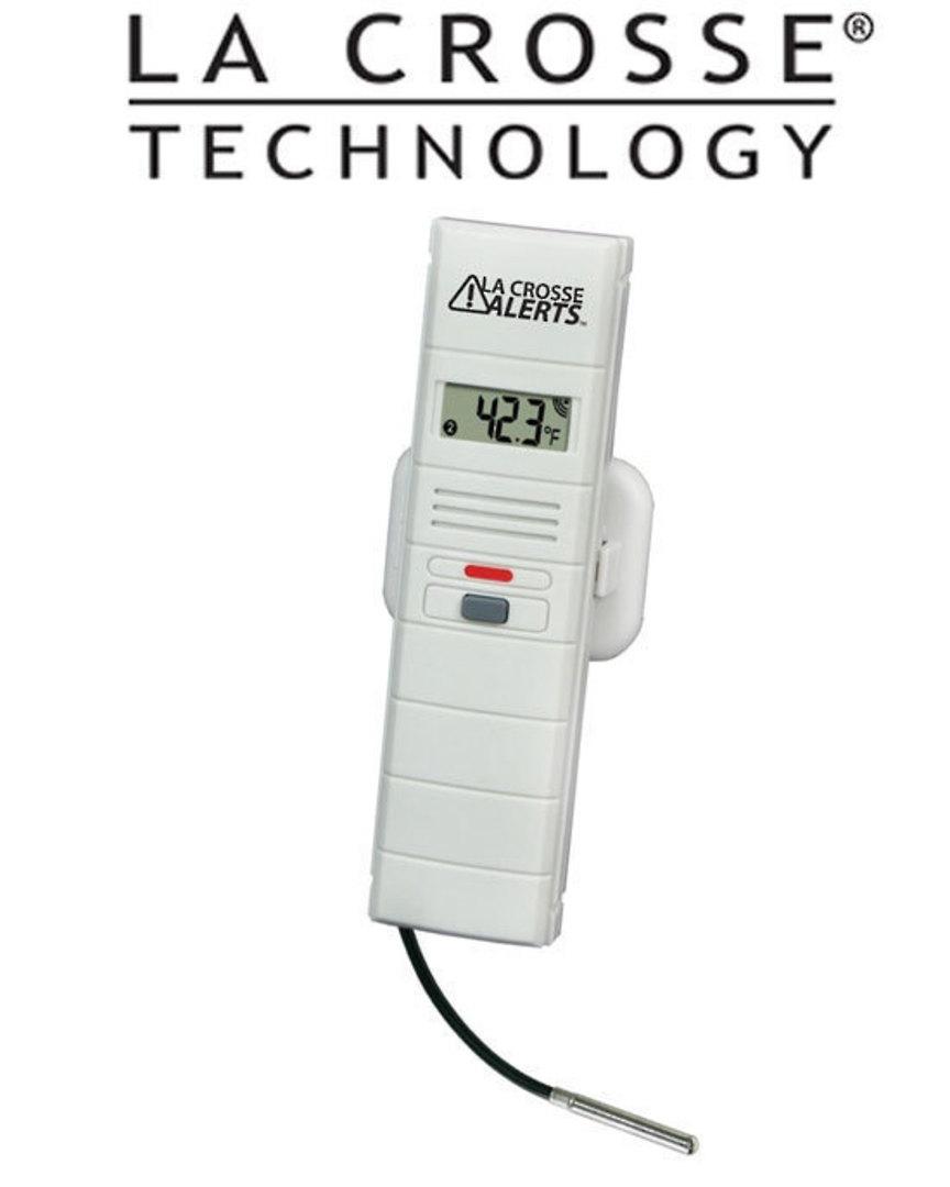 TX60W 926-2502 Add-On Temp Humidity Sensor with S/Steel Wet Temp Probe image 0
