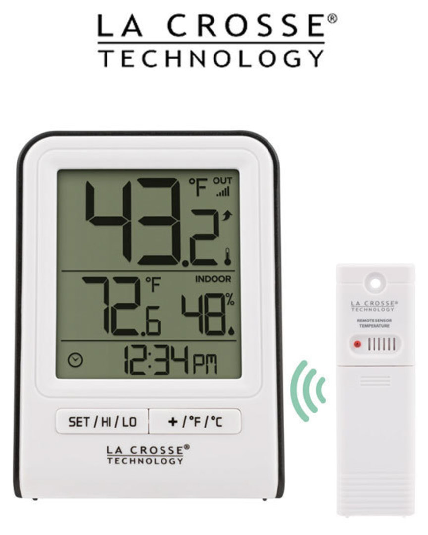 308-1409WTV3 Wireless Thermometer image 0