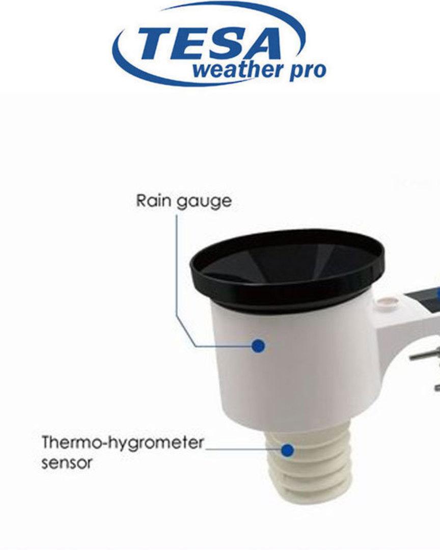 TX81 Thermo and Rain Sensor for WS1081V3 image 0