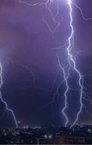 Lightning Detectors - Strike Alert