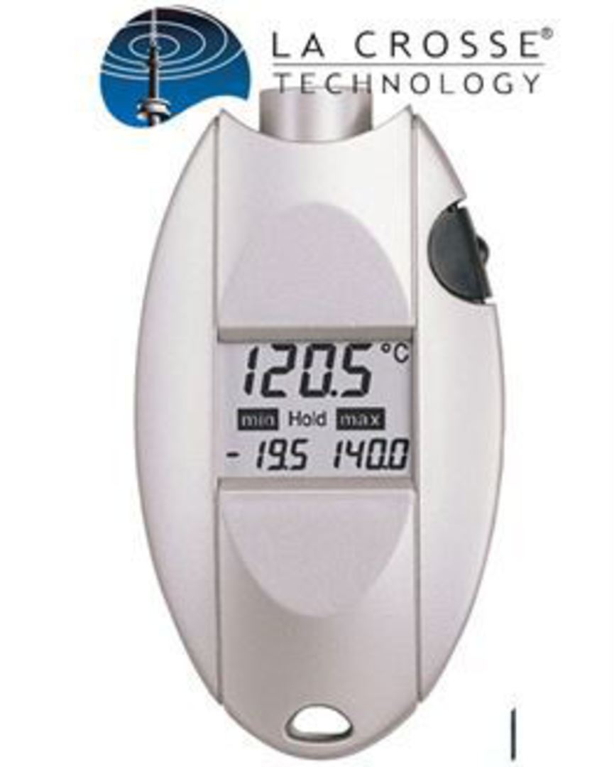 IR101 La Crosse Infra Red Thermometer image 0