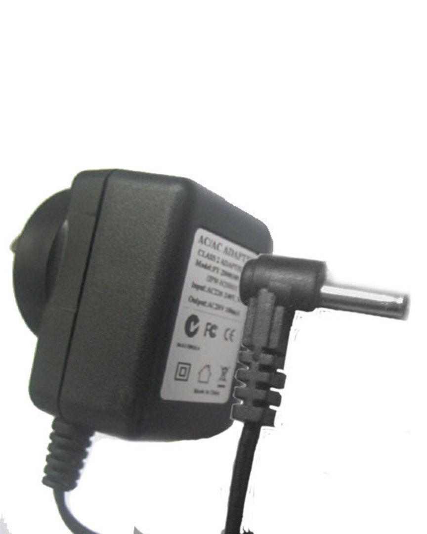 USAU-MES TESA 5V Power Adaptor For La Crosse Colour Weather Station Series image 0