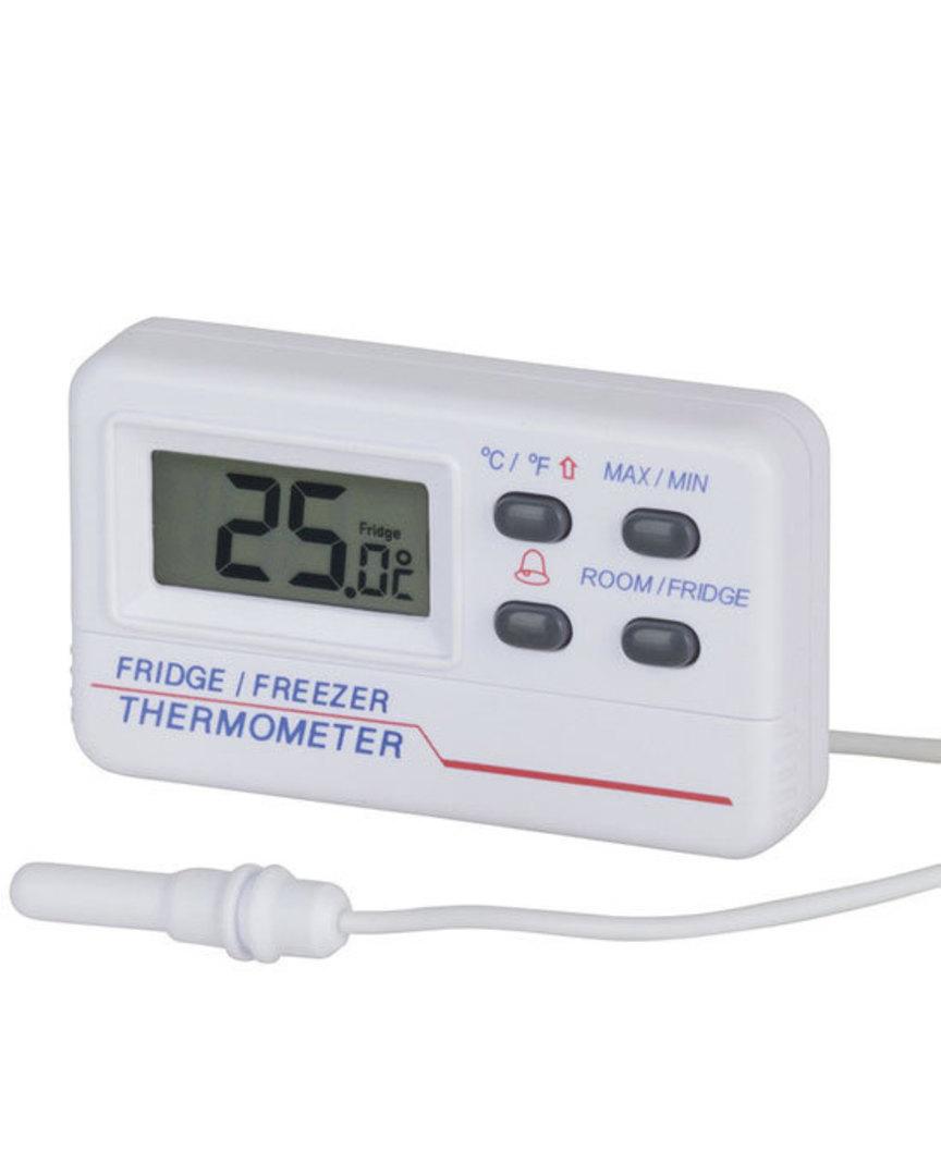 DIGITECH QM7209 Fridge Freezer Digital Thermometer image 0