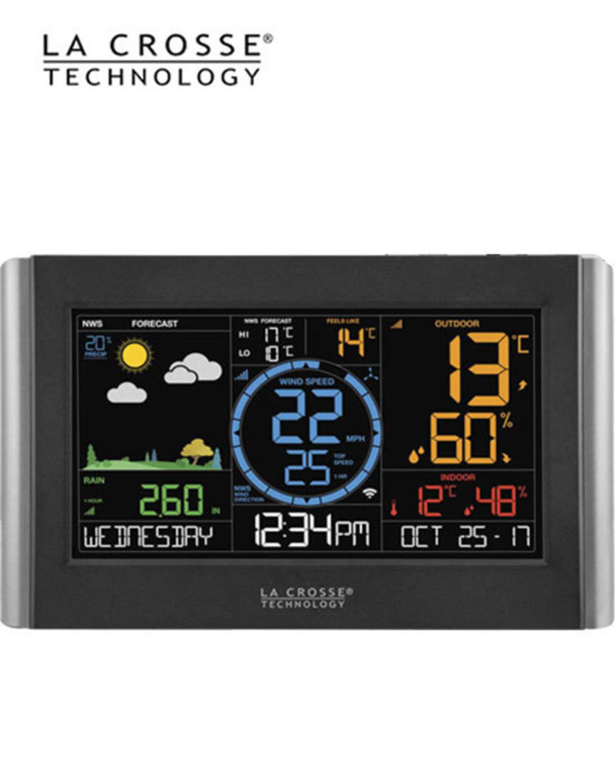 V22-WRTH Add-on or Replacement Professional Remote Monitoring Display image 0