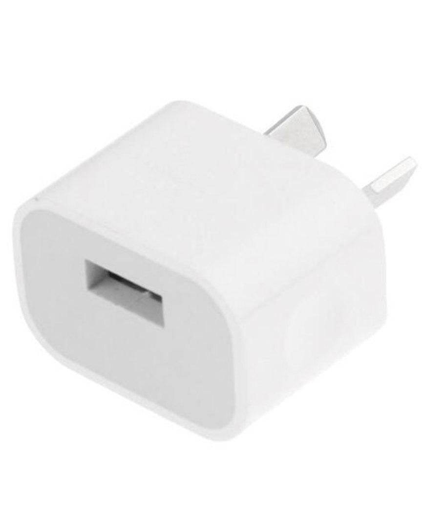Power Adaptor 5V 2.1A Small Form USB Wall Adaptor image 0