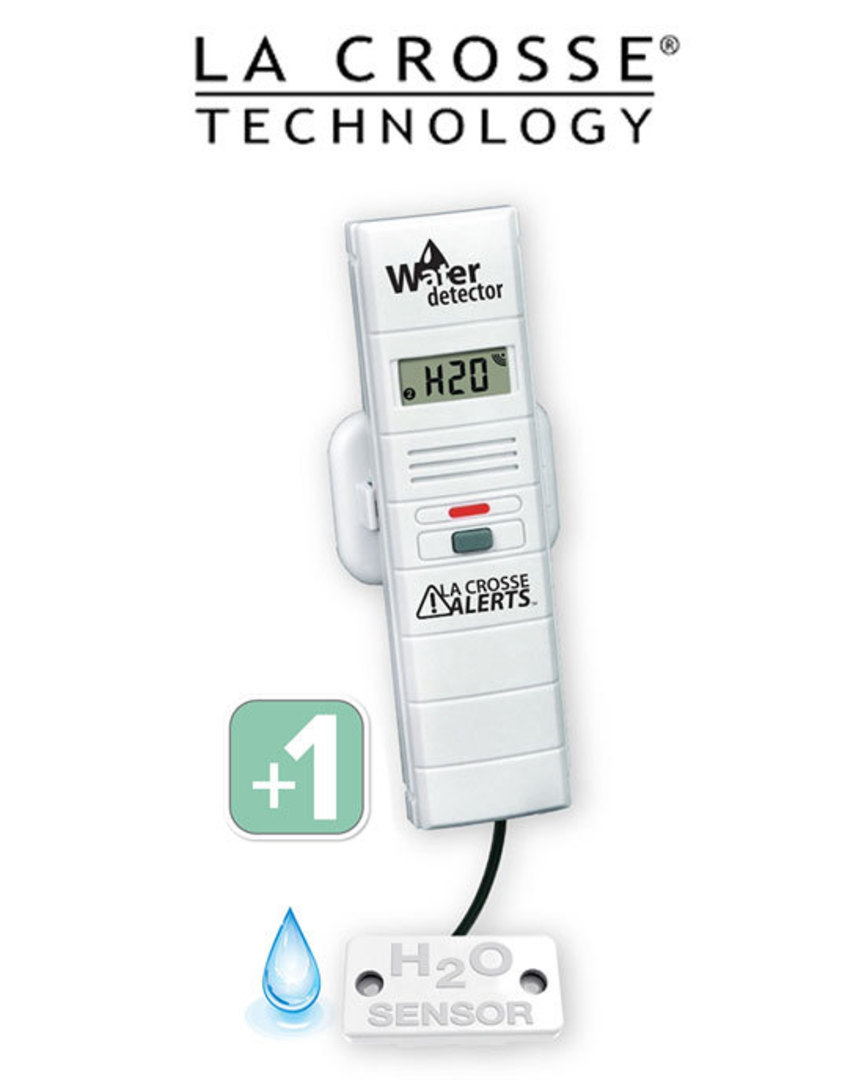 TX70 926-25004 Add-On Remote Water Leak Detector with Temp/Humidity image 0