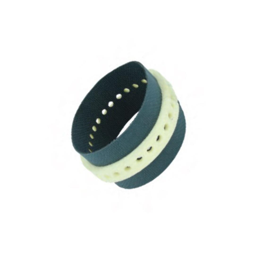 Slow Down Belt 13mm Green Raised Compressible image 0