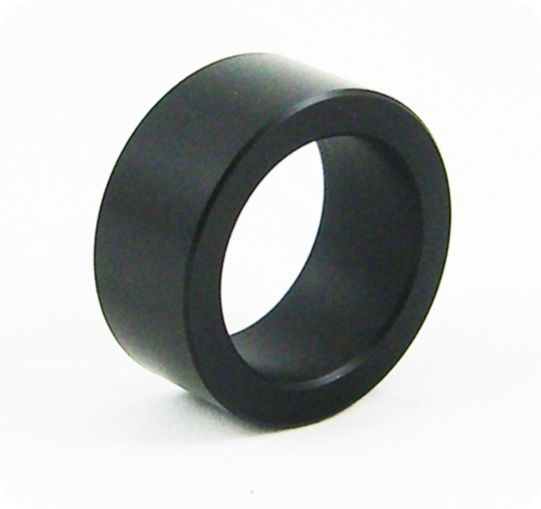 Standard Black Nylon Sleeve for 25mm Shaft image 0