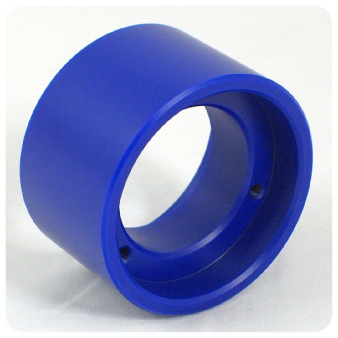 Heavy Blue Sleeve for CP Applicator 35mm Shaft image 0
