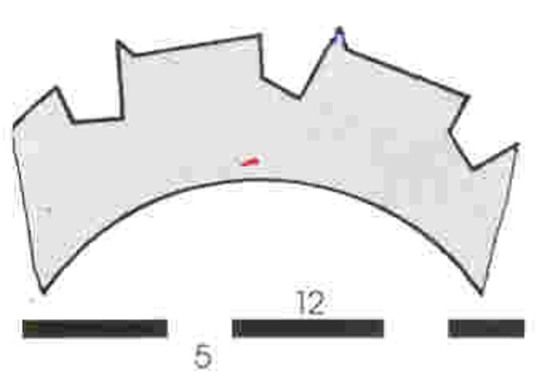 Stahl Burst Perforator 64.0 x 40.0 x 1.2mm 12T image 0