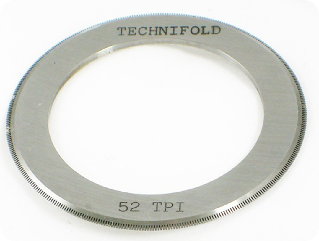 52 TPI  Perf Blade for 35mm Shaft image 0