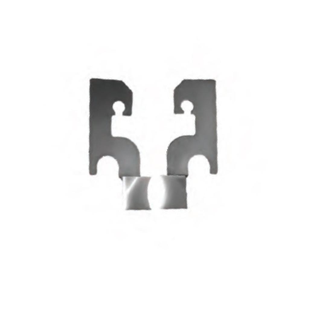 Ink Duct End Block for Heidelberg QM46 image 0