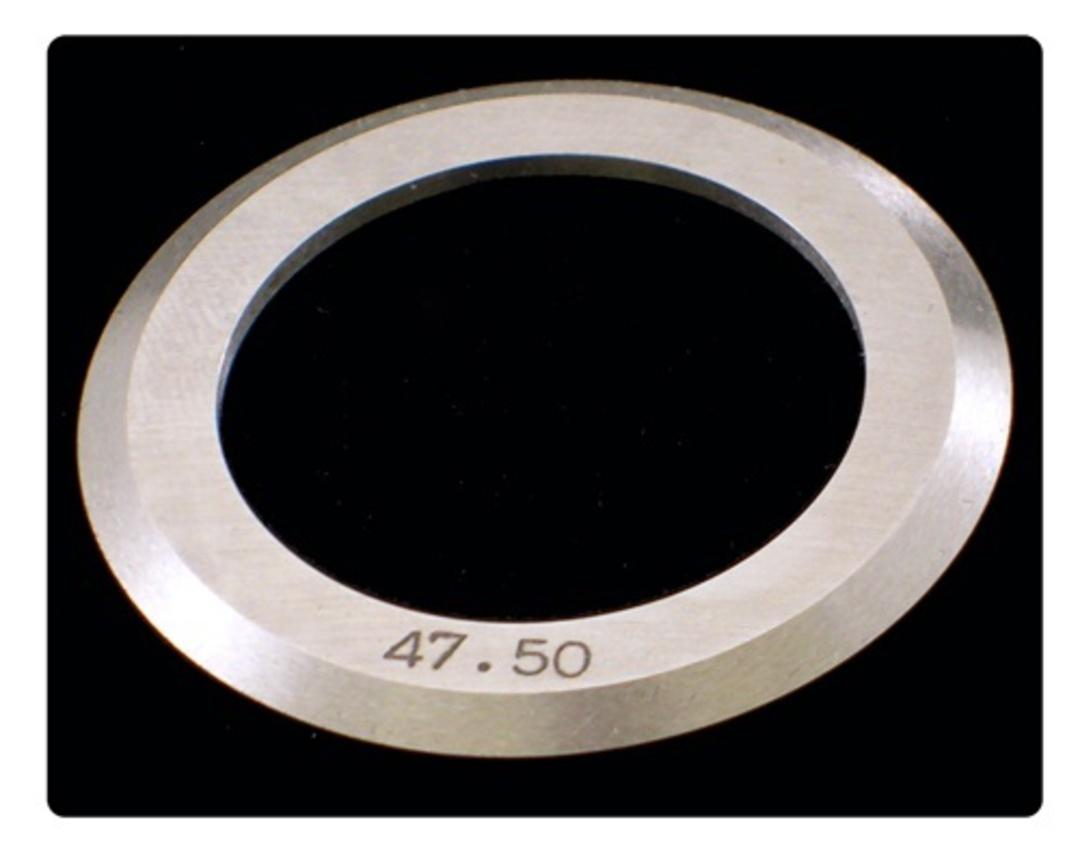 Slitter 47.50mm OD for 25mm Shaft image 0