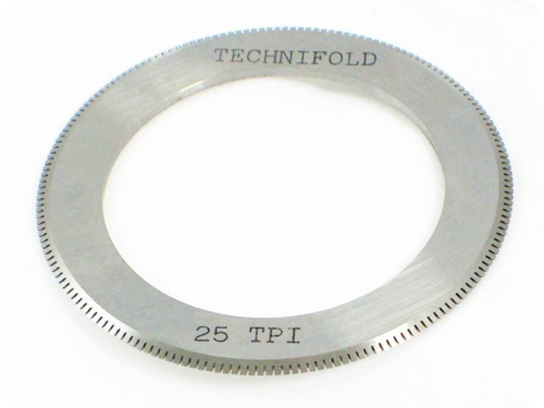 25 TPI Perf Blade for 35mm Shaft image 0