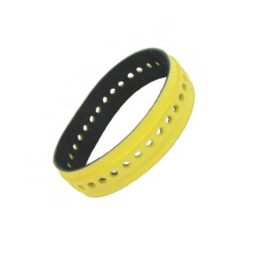 Slow Down Belt 9mm Yellow Raised image 0
